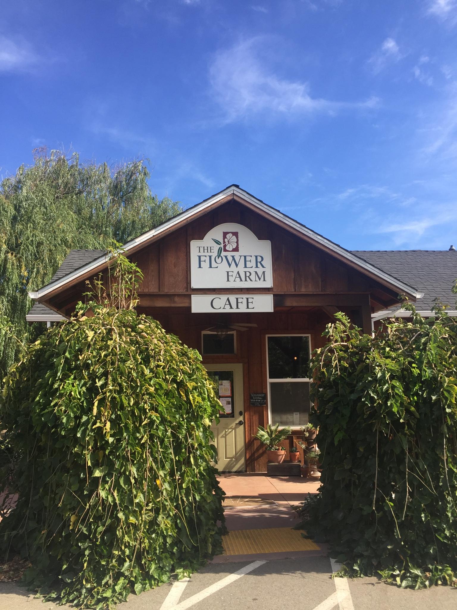 Flower Farm Cafe 9280 Horseshoe Bar Rd Loomis Ca 95650 Yp