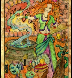 Psychic Love Spells by Athena