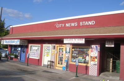 Old City News Stand - Lauderdale By The Sea, FL