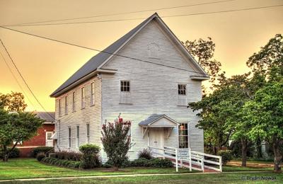 Rochelle Baptist Church - Rochelle, GA
