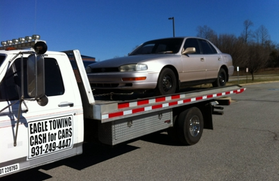 Cash for Cars-Eagle Towing - Clarksville, TN