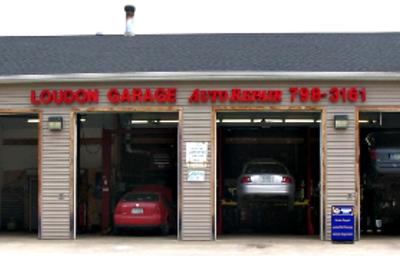 Loudon Garage - Loudon, NH