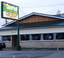 The Cloverleaf, Tacoma WA