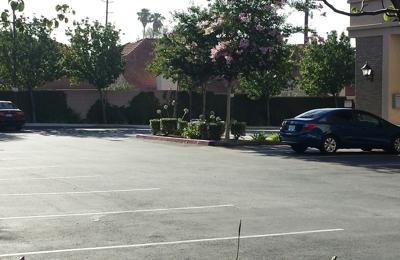 Elwyn - Temple City, CA. Private parking lot