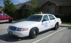 Tex's Taxicab Service of SE Houston