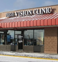 Maple Grove Vision Clinic - Maple Grove, MN
