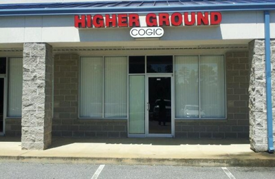 Higher Ground Church Of God And Christ - Columbus, GA