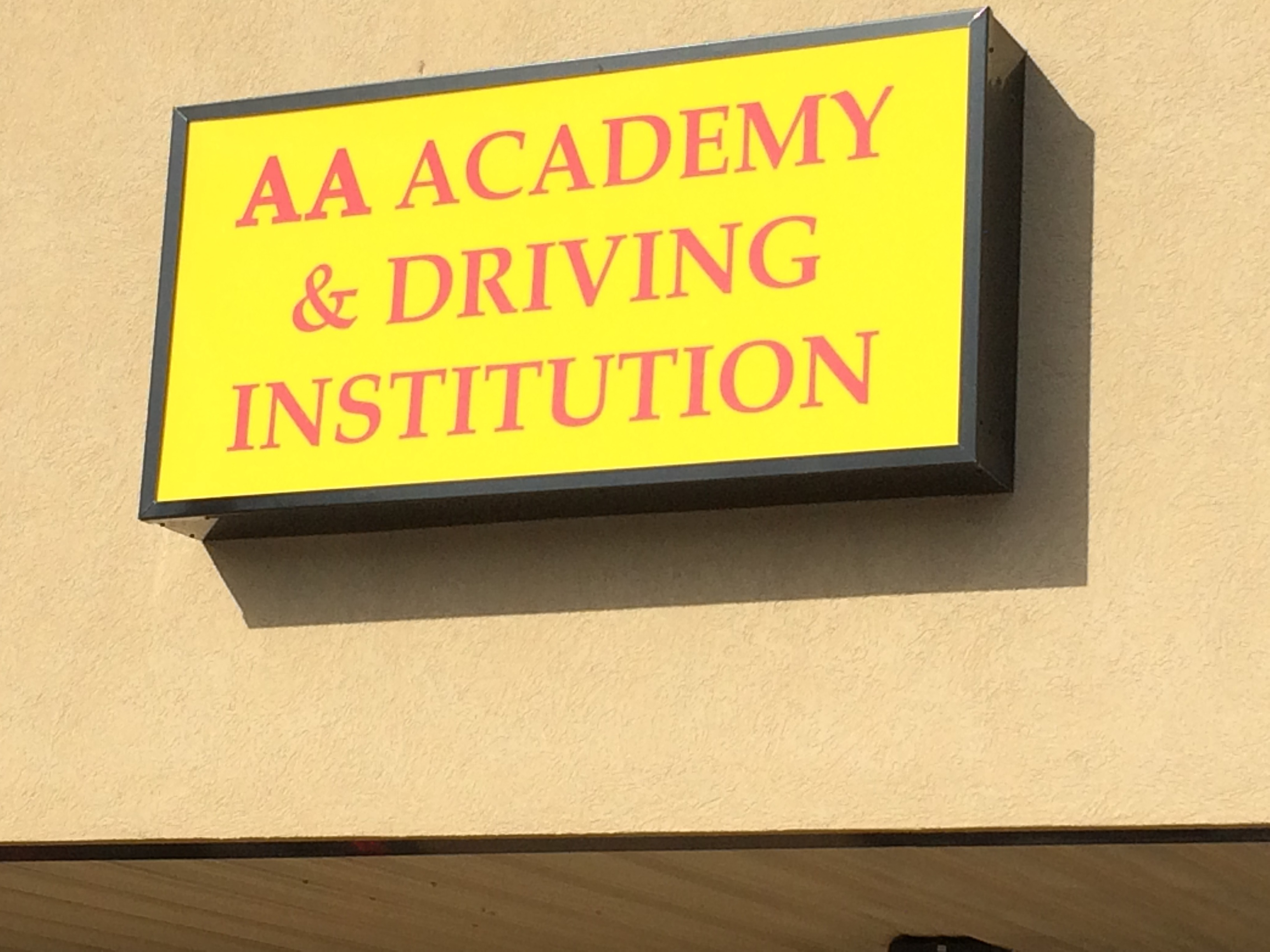 AA Academy & Driving Institution Inc 4317 Airline Hwy ...