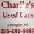 Charlie's used cars