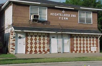 Heights Ionic Pride #280  Masonic Lodge F & AM - Houston, TX