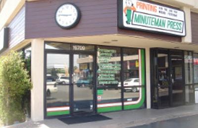 Minuteman Press Of Northridge - Northridge, CA
