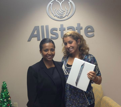 Eden Misgina: Allstate Insurance - Houston, TX