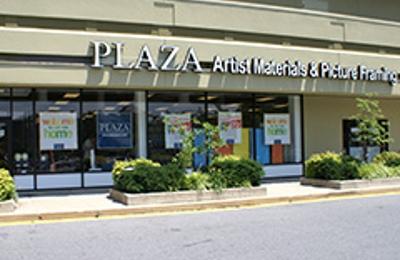 Plaza Artist Materials & Picture Framing - Rockville, MD