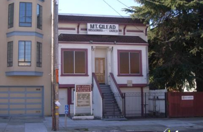 Mount Gilead Baptist Church - San Francisco, CA