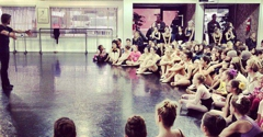 Rochester School of Dance - Rochester, MI. lectures and master classes in our studio happen annually.