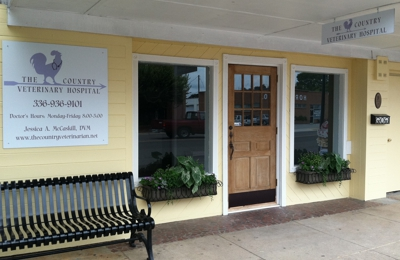 The Country Veterinary Hospital - Mocksville, NC