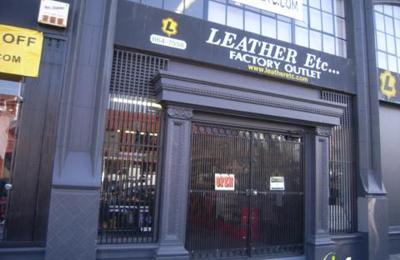 Leather etc san francisco