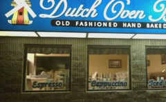 Dutch Oven Bakery & Coffee Shop