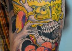 Tattoos By Lou - Miami Beach, FL