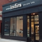 Indira Salon & Spa - Chicago, IL. Front Entrance at Indira Salon and Spa, Chicago's premier Aveda Salons with locations in Southport, Park Ridge and Old Town.