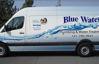 Blue Water Plumbing & Water Treatment LLC - Powell Butte, OR