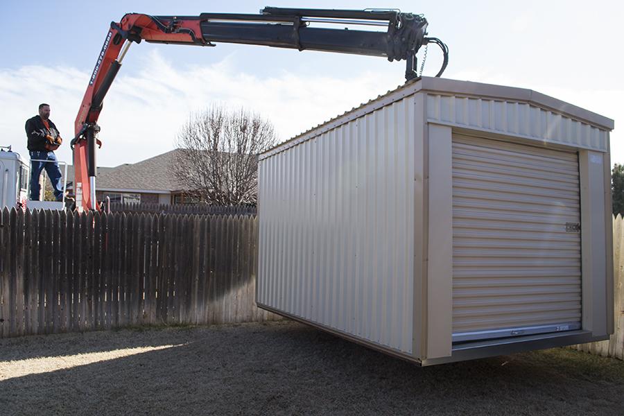 Portable Storage Units Lubbock Tx | Dandk Organizer