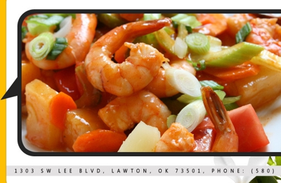 Hot Wok Chinese Restaurant - Lawton, OK