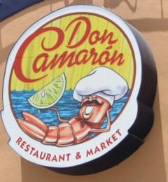 Don Camaron Seafood Grill & Market - Miami, FL