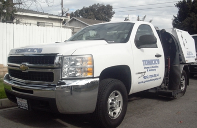 Tomicic's Pressure Washing & Sweeping Service - Glendale, CA
