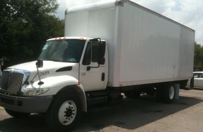 FLORES MOVING COMPANY - houston, TX