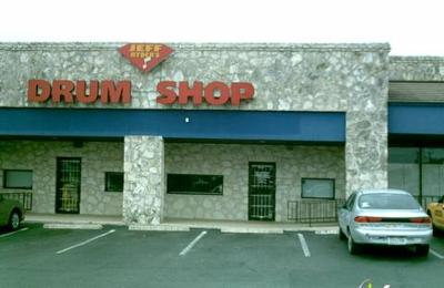 Jeff Ryder's Drum Shop - San Antonio, TX