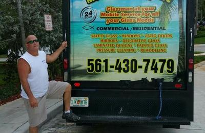 A&G 24 hr. Affordable  Emergency Glass LLC - Boca Raton, FL. 24hr. Emergency Board Up Service &widow repair.