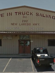 Drive In Truck Salvage