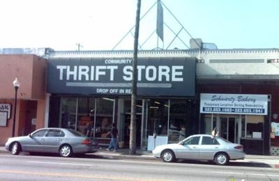 Community Thrift Store - Los Angeles, CA