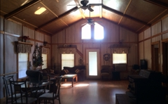 Lake Fort Smith Frontier Lodge