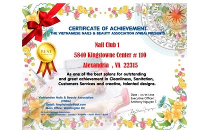 Nail Club - Alexandria, VA