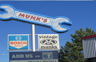 Munk's Motors & Vintage Munks - Waterford, MI