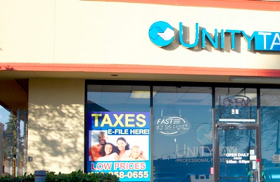 Unity Tax Services - San Leandro, CA