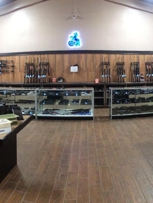 A large selection of new and used firearms, ammo and accessories
