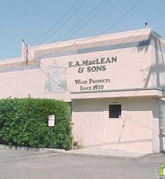 Mac Lean E A & Sons - San Jose, CA