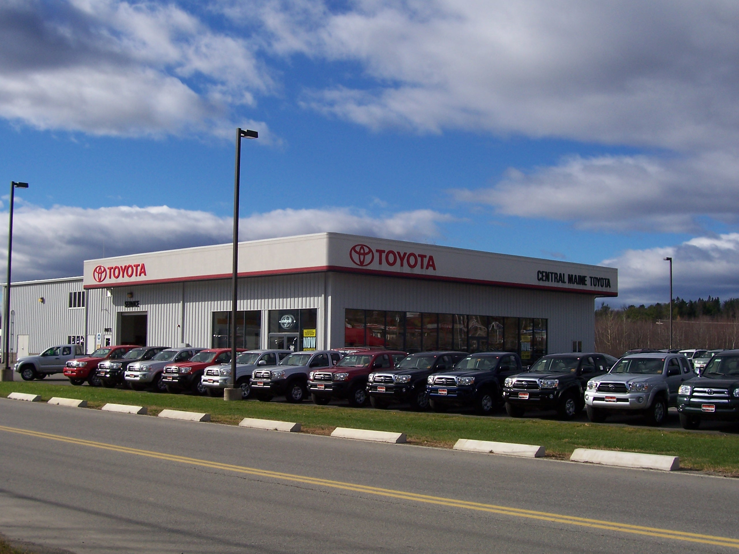 Central Maine Toyota 15 Airport Rd Waterville ME YP