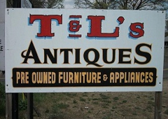 T & L Preowned Furniture & Antiques - Chicopee, MA