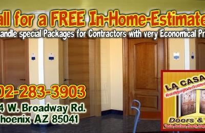 La Casa Doors And More   Phoenix, AZ