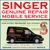 "SINGER MOBILE REPAIR SERVICE by ""SINGER EXPERTS"" SERVICING ALL DADE."