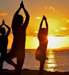 Beach / Sunset Yoga Hawaii - Honolulu, HI