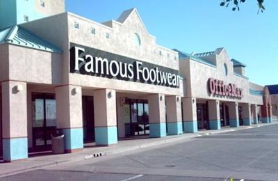 Famous Footwear Tucson Az