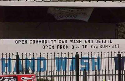 Community Car Wash - Oakland, CA