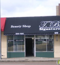 C Tatums Signature Salon - Memphis, TN