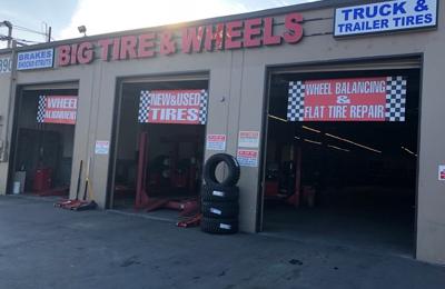Big Tires & Wheels - Sacramento, CA