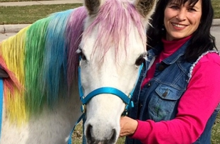 Rainbow My Little Pony Party